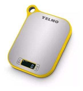 Balanza Digital De Cocina Yelmo Bl-7001 Envio Gratis!!