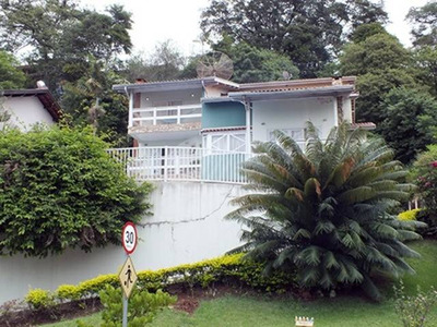 Casa À Venda Em Chacara Flora - Ca191073