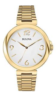 Reloj Bulova Dress 97l139 Mujer Original Agente Oficial