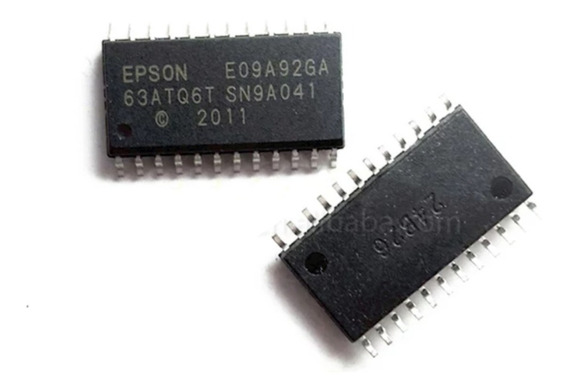 Chip Ic E09a92ga Epson Original