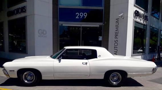 Gd Motors Chevrolet Caprice 330 Hp Aut Año 1968 Colección