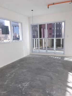 Conjunto Em Vila Clementino, São Paulo/sp De 50m² Para Locação R$ 2.500,00/mes - Cj163374