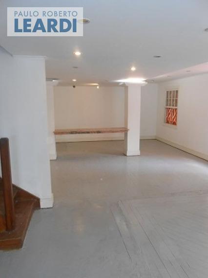 Casa De Vila Higienópolis - São Paulo - Ref: 564668