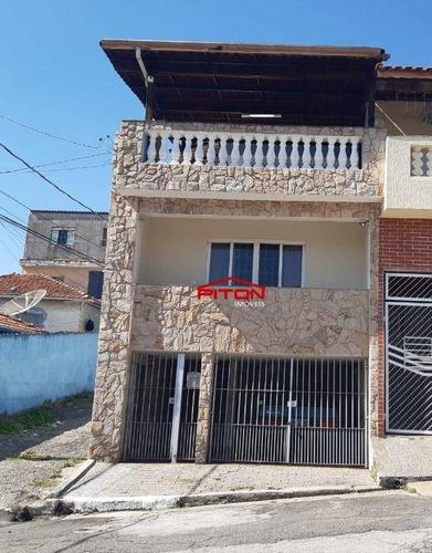 Imagem 1 de 28 de Sobrado Com 2 Dormitórios À Venda, 100 M² Por R$ 360.000,00 - Cangaíba - São Paulo/sp - So2927