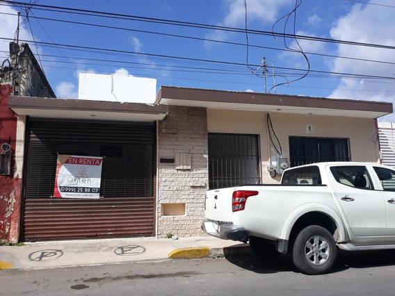 Casas Ideal Para Comercio U Oficina Ubicada A Espaldas De Paseo De Montejo Cerca Del Centro De Merida Yucatan.