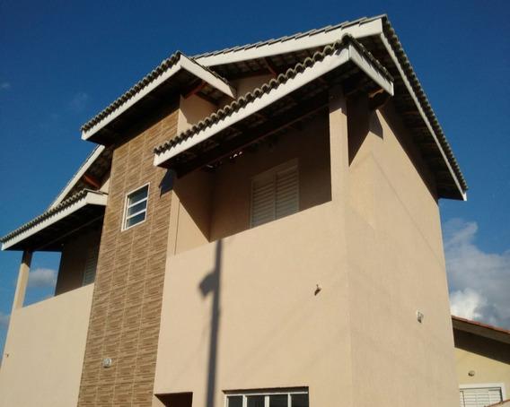 Casa A Venda Em Atibaia, Jardim Centenário, Próximo Restaurante Frango Assado - 3635 - 32663224