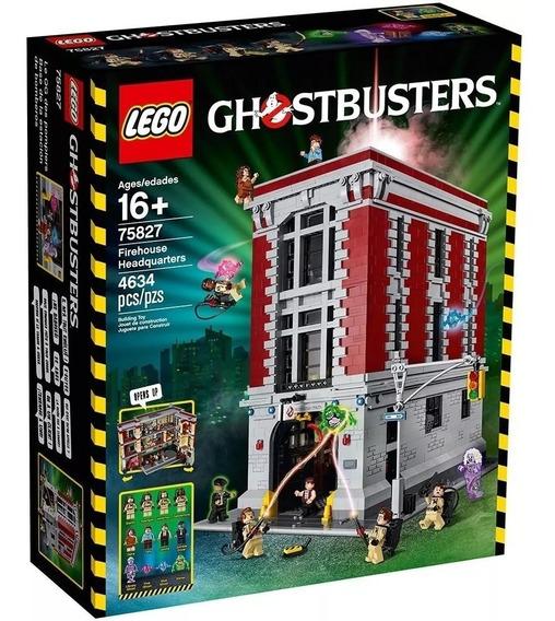 Lego 75827 Ghostbusters Novo Selado P/entrega Recife