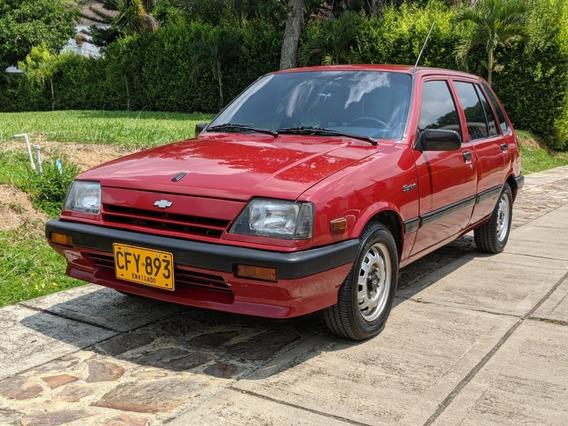 Chevrolet Sprint - Libre De Pico Y Placa - Inyection Con Aa
