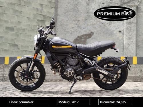 Ducati Scrambler Full Throttle Mod 2017