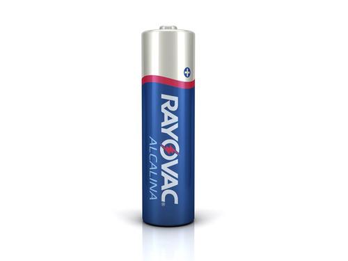 Pack X10 Pilas Alcalinas Doble Aa Rayovac 815-10 Troqueladas