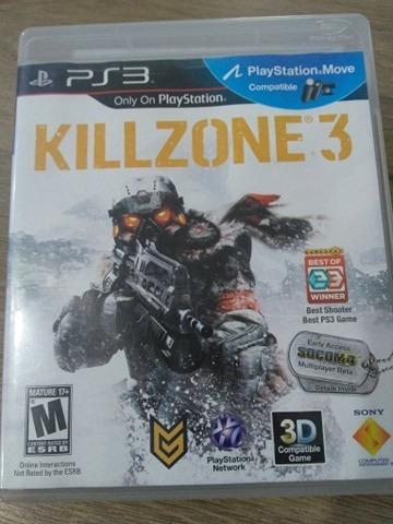 Killzone 3- Ps3 - Usado