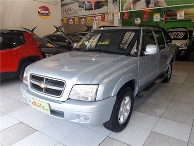Chevrolet S10 2.4 Mpfi Advantage 4x2 Cd 8v Flex 4p Manual