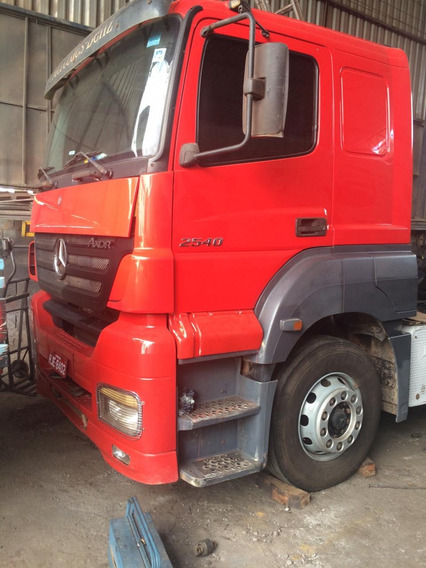 Mercedes-benz Mb 2540 6x2