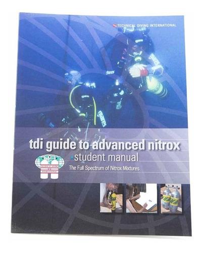 Livro Advanced Nitrox Tdi