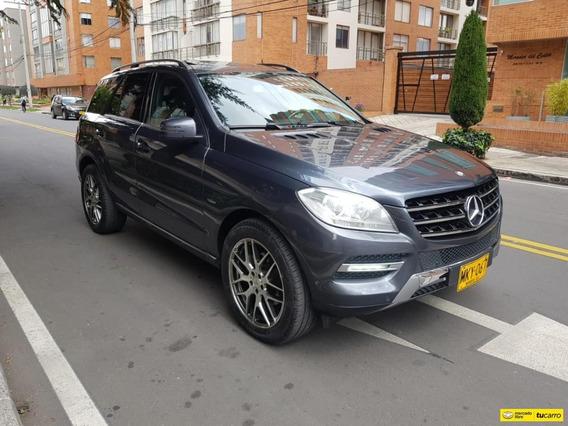 Mercedes-benz Clase Ml 250 Turbo