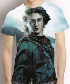 Camisa Camiseta Harry Potter Calice De Fogo - Estampa Total3
