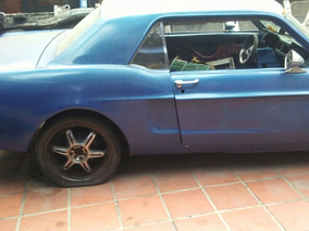 Ford Mustang Para Reparar O Restaurar