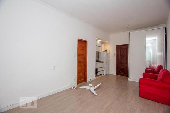Apartamento Para Aluguel - Catete, 1 Quarto, 24 - 893011483