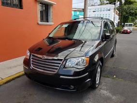 Preciosa Chrysler Town Country Edición Especial Equipada