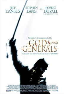 Dioses Y Generales( R. Duvall) Guerra Civil Usa (2 Dvds)