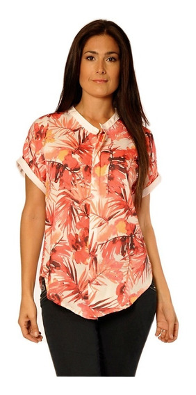 Camisa Vesta Mujer Mirta Armesto