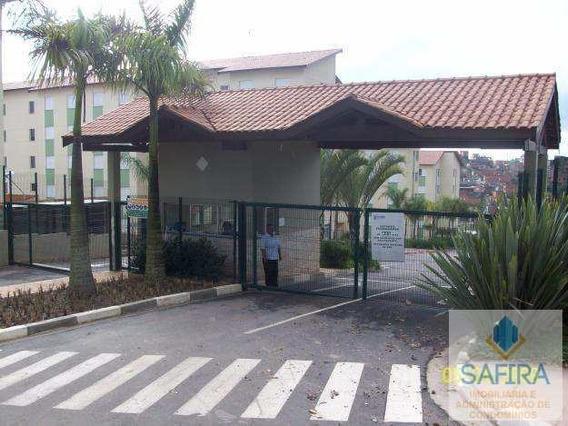 Apartamento Com 2 Dorms, Jardim São Miguel, Ferraz De Vasconcelos - R$ 220.000,00, 48m² - Codigo: 850 - V850