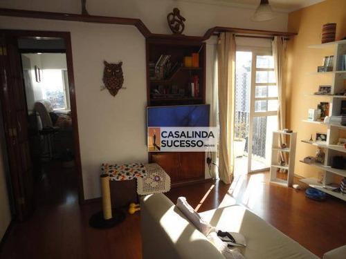 Imagem 1 de 18 de Apartamento 65m² 2 Dormts. 1 Vaga Próx. Ao Metrô Vila Matilde - Ap5639 - Ap5639