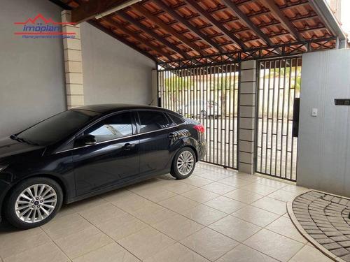 Imagem 1 de 1 de Casa À Venda, 110 M² Por R$ 600.000,00 - Jardim Santa Maria - Jacareí/sp - Ca4800