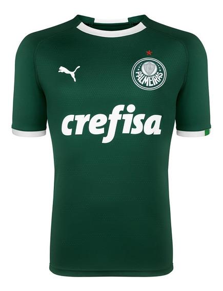Camiseta Oficial Palmeiras Mod. 19/20 - Personalizada!!!