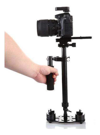 Steadycam Estabilizador S60 Camera Dslr Canon Nikon Gopro+nf