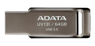 Pendrive Metalico 64 Gb 3.0 Uv131 - Adata