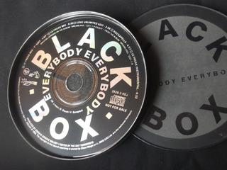 Black Box - Everybody Everybody - Cd, Maxi-single, Promo Box