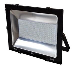 Refletor Super Led Jng Eco 150w 6500k Bivolt Branco