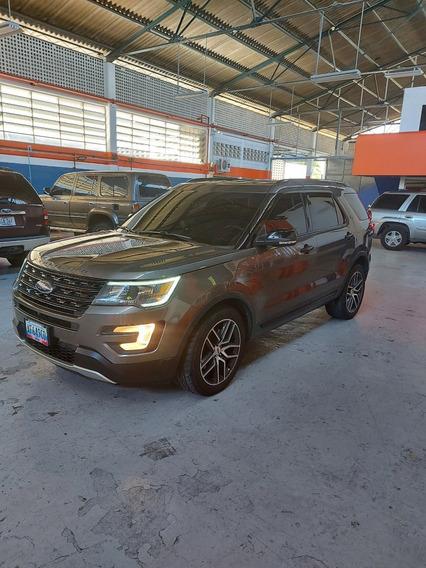 Ford Explorer Sport Wagon 2016