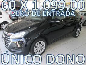Hyundai Hb20s Sedan Zero De Entrada + 60 X 1.099,00 Fixas
