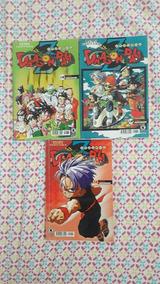 Dragon Ball Z Mangá Volumes 38, 39 E 40