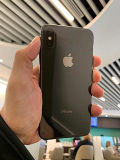 iPhone X 256gb Space Gray Preto