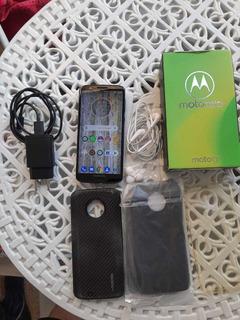 Motorola G6 3gb Processador 32mb Memória Processasor Octacor