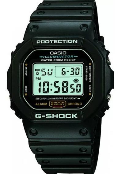 Imperdível Relógio G-shock Dw-5600e-1vdf