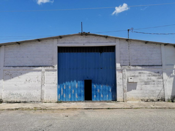Se Vende Galpon Industrial La Mata Rah: 19-15136