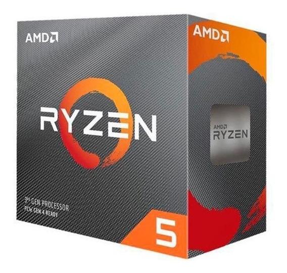 Processador Amd Ryzen 5 3600 Hexa-core 3.6ghz (4.2ghz Turbo)