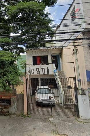 Casa À Venda, 85 M² Por R$ 500.000,00 - Centro - Osasco/sp - Ca0035