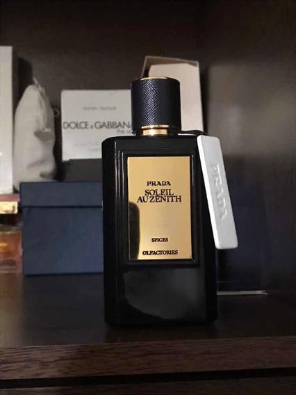 Perfume Prada Soleil Au Zenith 100ml Edp Raridade
