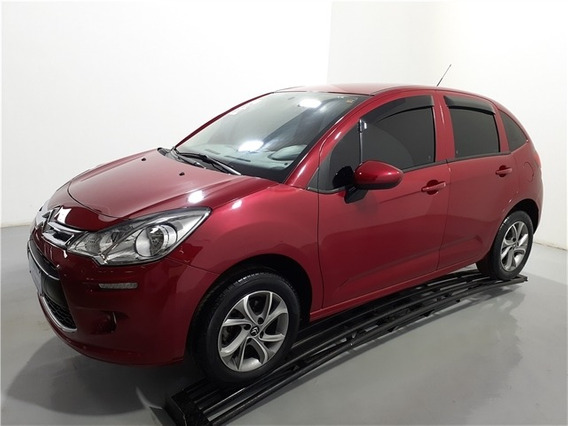 Citroen C3 1.2 Attraction 8v Flex 4p Manual