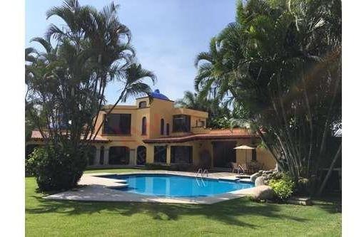 Casa En Renta, En Residencial Sumiya, Jiutepec, Morelos, Estricta Seguridad Las 24 Horas.