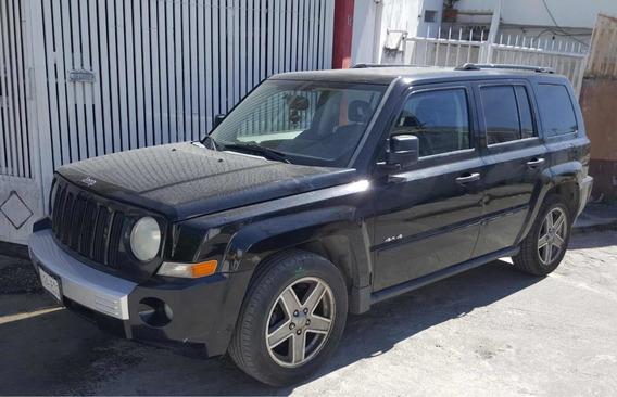 Jeep Patriot Base X Aa Abs Ba Paq. Electrico 4x2 Mt 2007