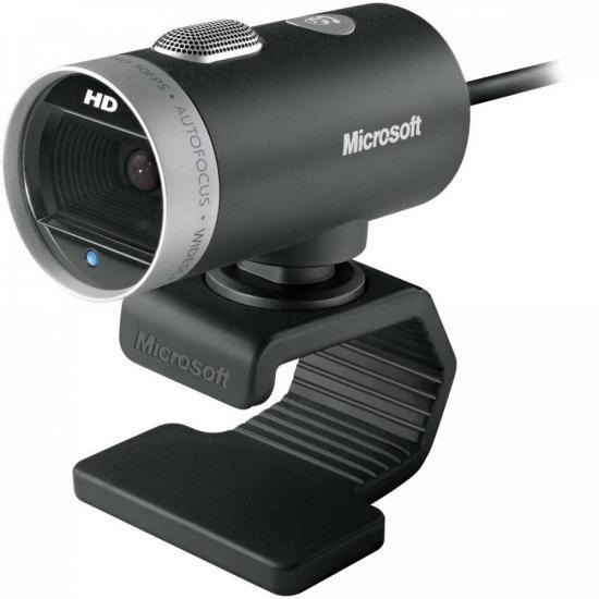 Webcam Cinema H5d00013 Microsoft