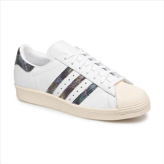 Tênis adidas Originals Superstar 80