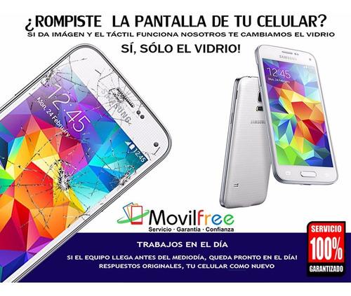 Cambio Vidrio De Pantalla Samsung Galaxy S5 Mini Movilfree