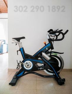 Bicicleta Estática Para Spinning Monza Sport Fitness